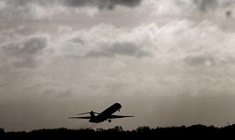 Copenhagen flight nearly hit by Russian military jet