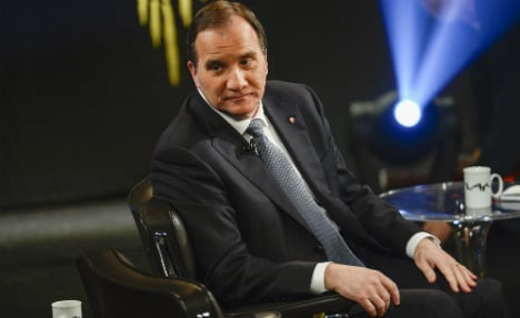 Swedish PM: New election isn't my fault