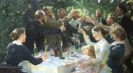 Weird Austrian New Year traditions
