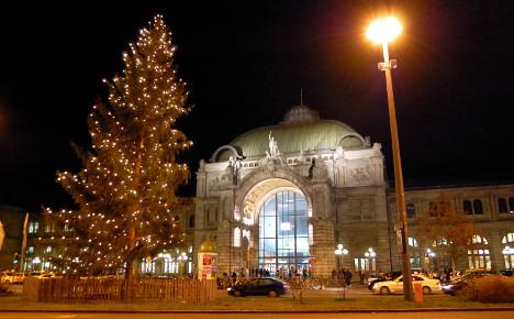 Police nab Nuremberg station bomb hoaxer