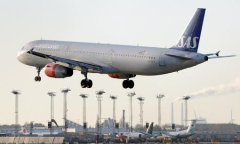 SAS confirms plane in Russian jet drama