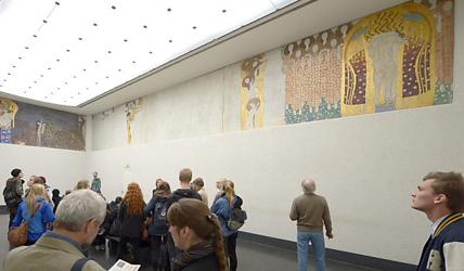 Decision due on battle over Klimt Frieze