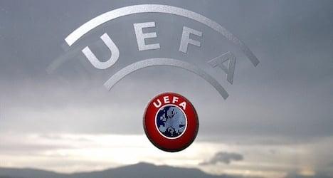 UEFA bans Crimea teams from Russian leagues