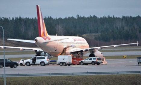 Flights resume after Arlanda bomb threat