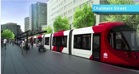 Spain's Acciona inks €1.4bn Sydney rail deal