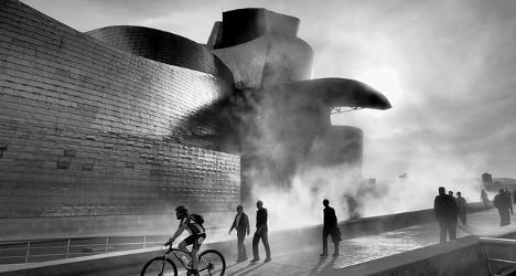 Bilbao praises 'museum that saved a city'