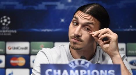 Zlatan backtracks after snubbing Swedish king