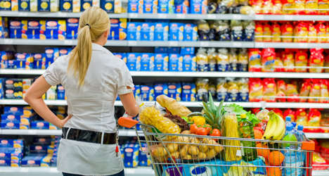 Falling Spanish prices spark deflation fears