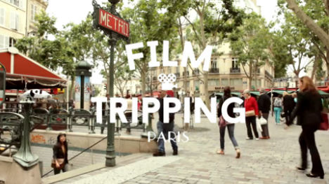 VIDEO: Discovering Paris through seven movies