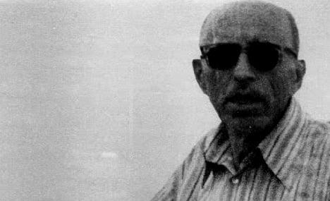 Nazi hunter says Brunner died 20 years ago