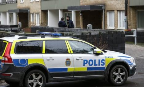 Bomb blasts rock Malmö's Rosengård