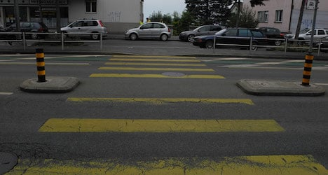 Deaths spur call for safer Swiss zebra crossings