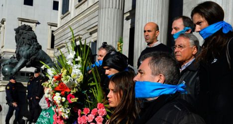 Spain passes tough new 'anti-protest' law