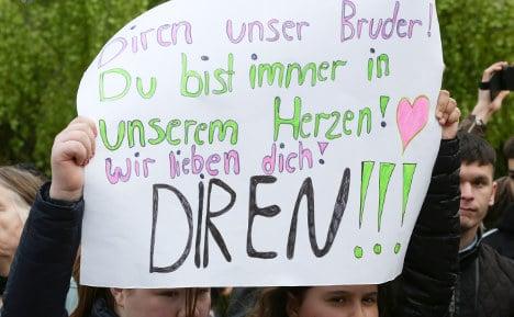 US trial begins after German student shot