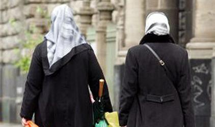 Muslim woman attacked at Vienna bank