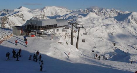 German skier dies on Salzburg mountain