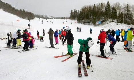 Alps snow shortage moves ski races to Åre