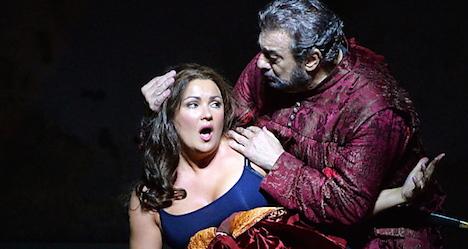 Austrian opera star infuriates Ukraine