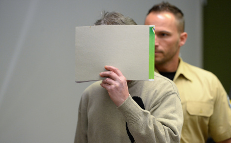 Bayern blackmailer gets stiff jail term