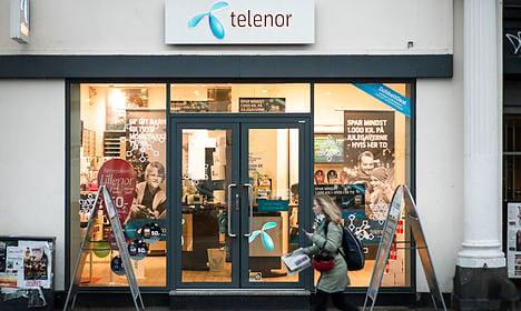 TeliaSonera and Telenor to merge in Denmark