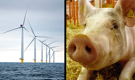 Parsing Denmark's climate impact