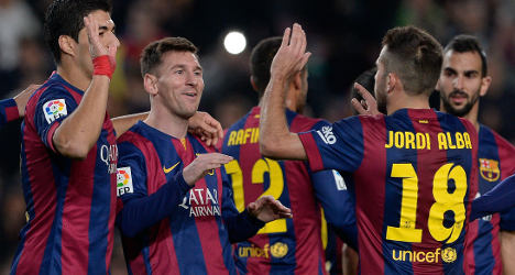 Barcelona to appeal transfer ban
