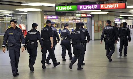 Terror alert level raised in Vienna