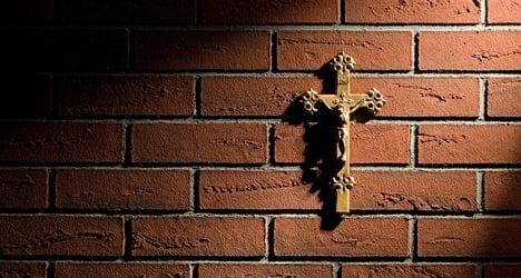 Fascist law used against teacher in crucifix row