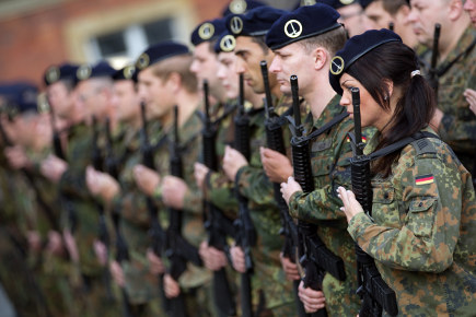 German troops to tip new Nato 'spearhead'