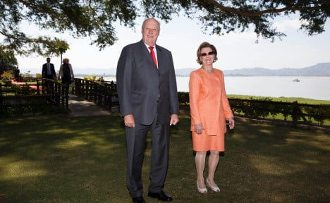 Royals deliver special message from Myanmar