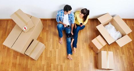 80 percent of under 30s still living at home