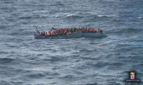 17 people dead in new migrant tragedy
