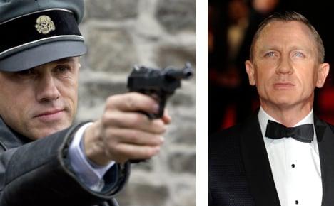Christoph Waltz is Bond nemesis in 'Spectre'