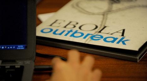 Italian Ebola patient's health improves