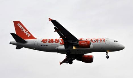 EasyJet strike grounds France Xmas flights