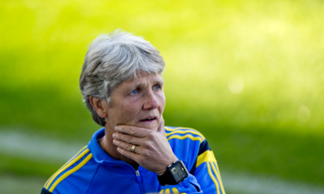 Swedes drawn in tough World Cup group