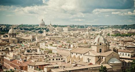 Carbon monoxide kills US tourist in Rome hotel
