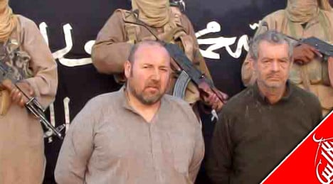 Last French hostage held abroad is freed in Mali