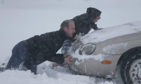 Sweden braces for Christmas Eve snow