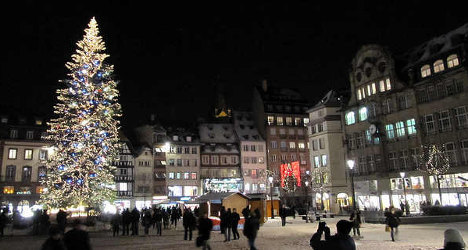 Strasbourg is Europe's 'best Christmas market'