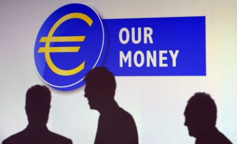Weak demand for loans threatens ECB grief