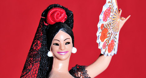 Flamenco doll factory loses fight for survival
