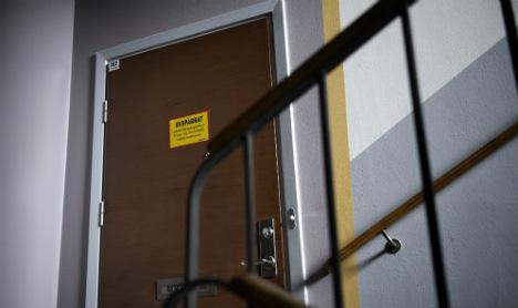 Swedish woman in 'butcher' murder trial