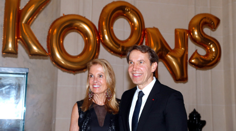French adman accuses Koons of stealing idea