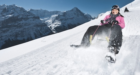 Checking out snow sport alternatives to skiing