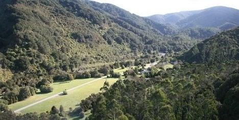 Austrian hiker missing in New Zealand