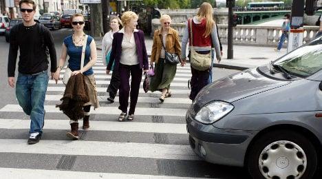 Paris: New plan to hand centre to pedestrians