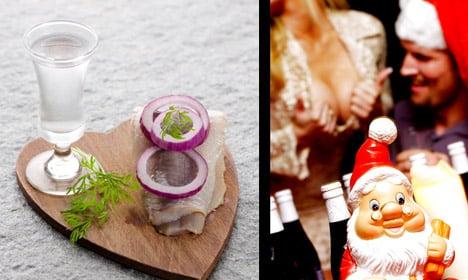 Sex, snaps, skål: Danish julefrokost traditions