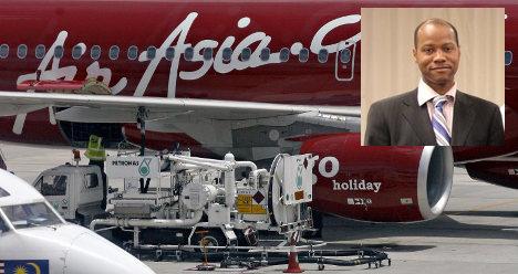 AirAsia jet's French co-pilot 'dreamed' of flying