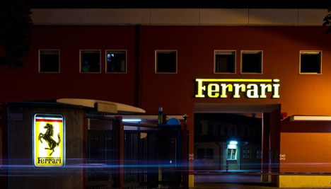Ferrari could move fiscal base away from Italy